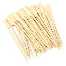 Paddle Sticks (bamboo skewers) 18cm x 100pack