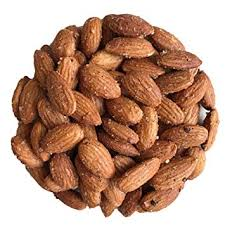 Smoked and Salted Almond Nuts 5KG (PRE ORDER 3 DAYS)