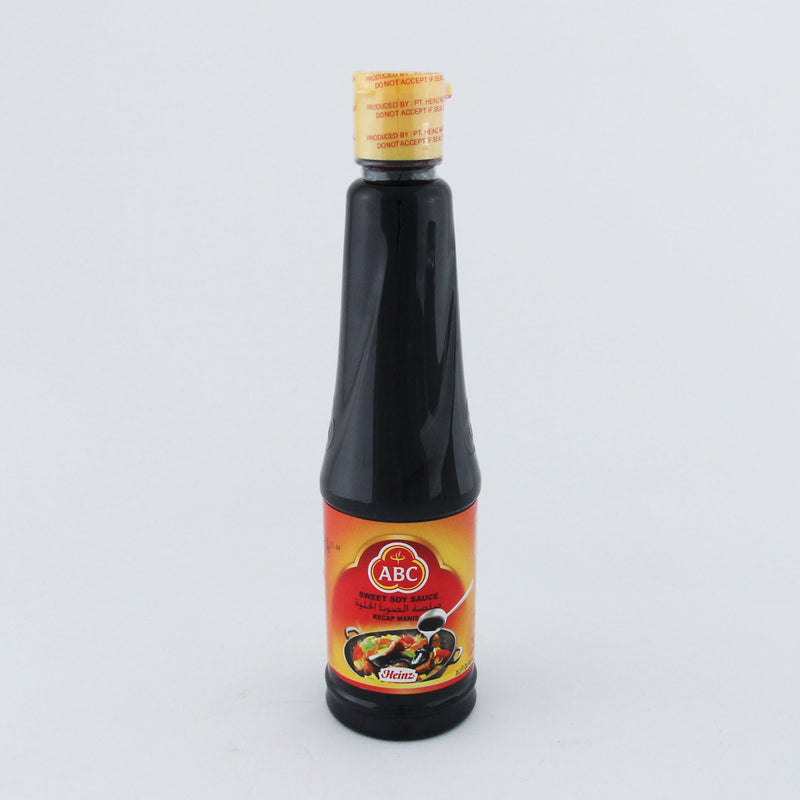 ABC Sweet Soy Sauce PET 600ml Bottle (Kecap Manis)