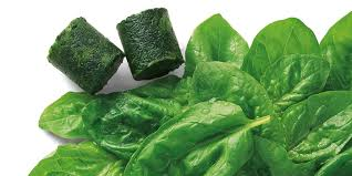Spinach Chopped Frozen portions 2.5kg Ardo