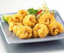 Salt And Pepper Squid Spirals 1kg Oven Ready (Pre Order)