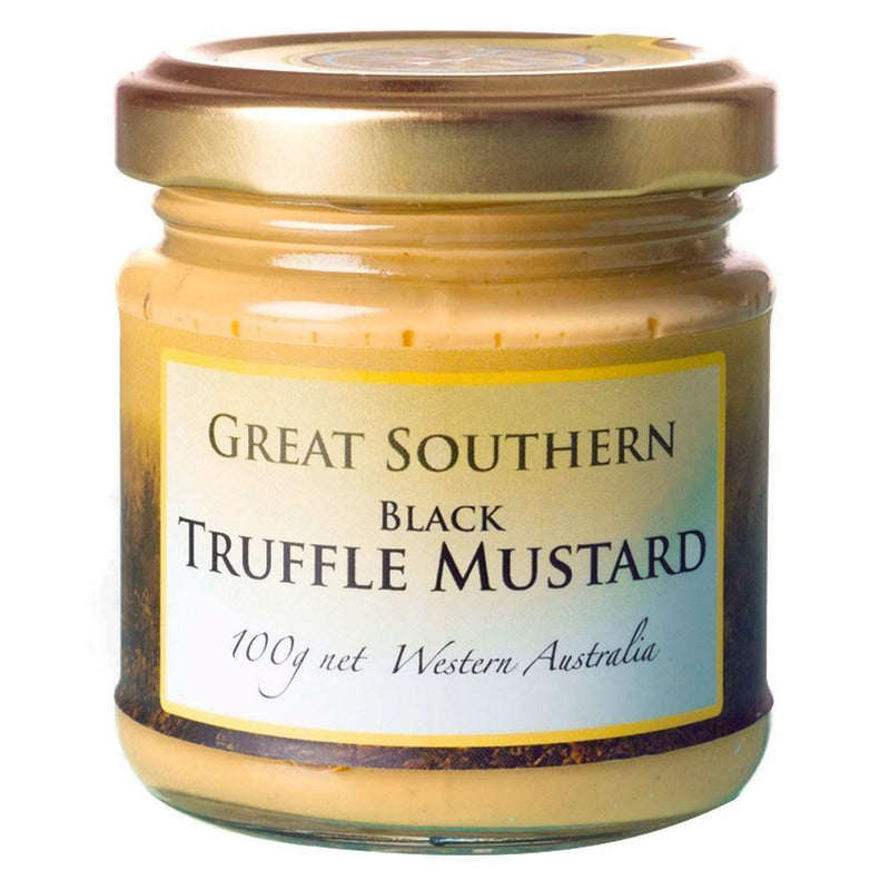 Truffle Mustard (PRE-ORDER 3 DAYS ) 100g Jar Great Southern