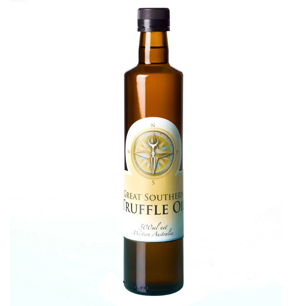 Truffle Oil 500ml Bottle Great Southern