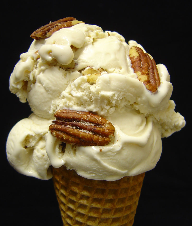 Icecream Vanilla & Pecan 5lt Tub IlGelato