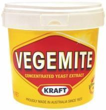 Vegemite Spread 2.5kg Tub Kraft