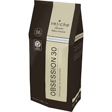 Belgian White Chocolate Obsession 30% 5kg bag Veliche