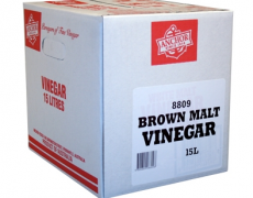 Brown Malt Vinegar (4%) 15lt BIB Anchor (08809)