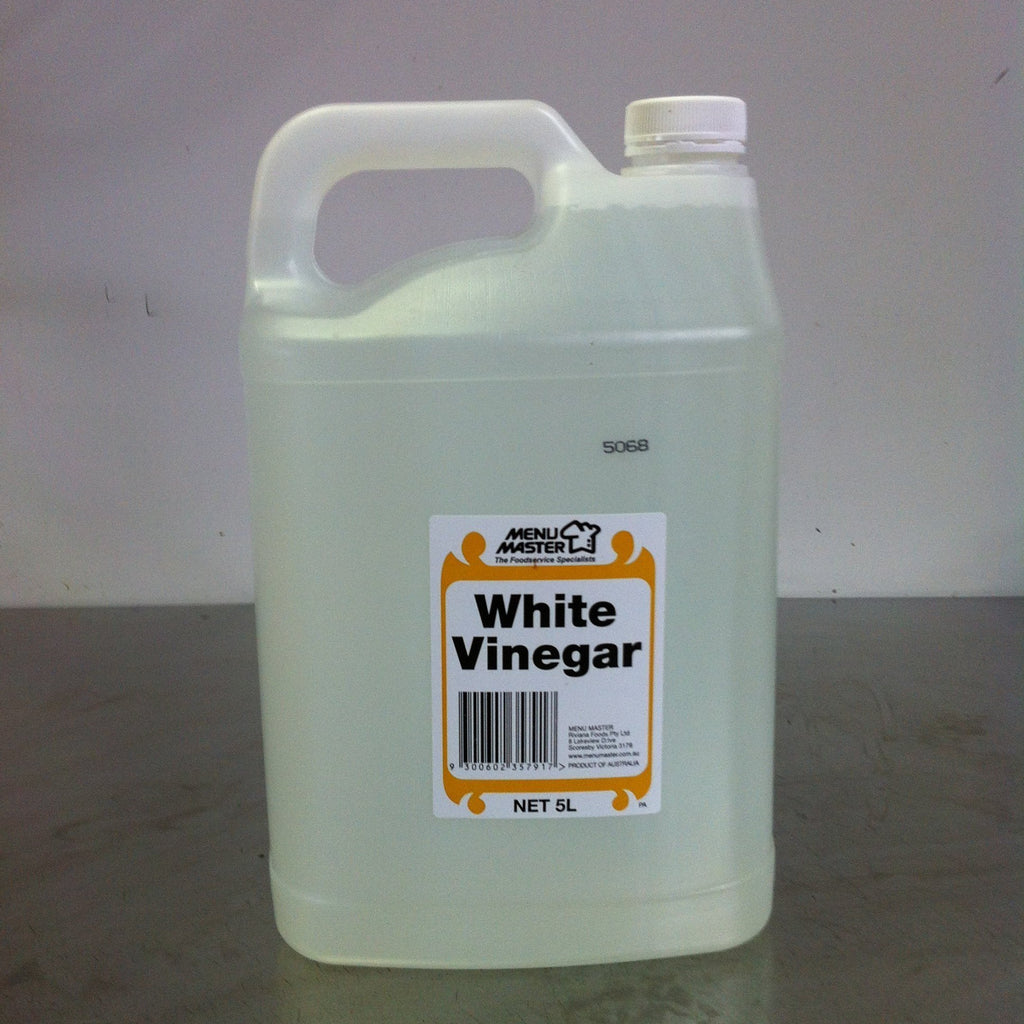 White Vinegar 5lt  Menu Master