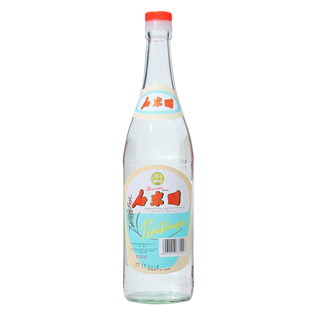 Rice Wine Vinegar 600ml Bottle Narcissus