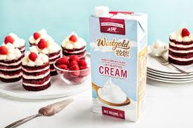 Whipping Cream UHT 1L Westgold