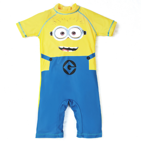 Boys One Piece Swimming Costume/Swimsuit