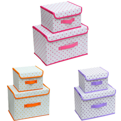 High Quality Storage Box With Cover