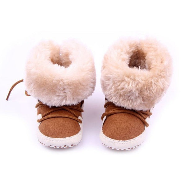 New Baby Winter Warm Snow Boots