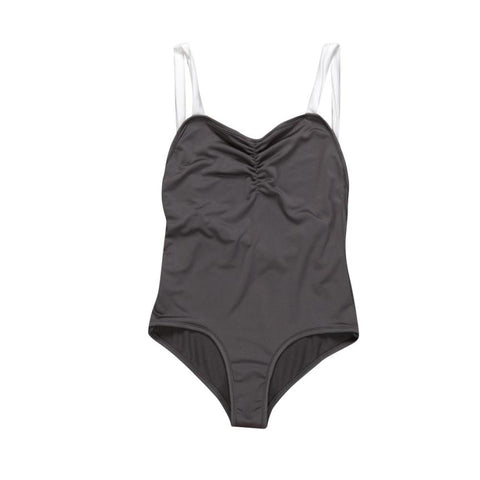 Baby Girl's One-Piece Triangular Swimwear