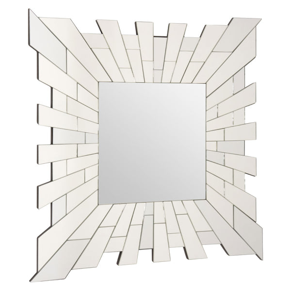 Square Bevelled Venetian Mirror