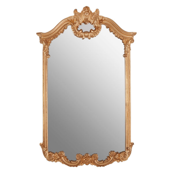 Classic Gold Wall Mirror