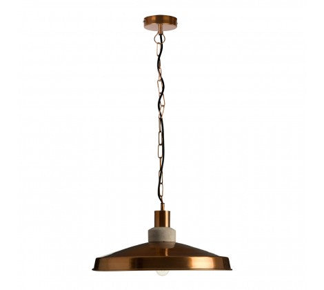 Brass Pendant Light