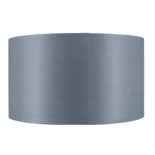45 cm Grey Steel Silk Shade