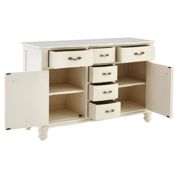 French Cream Sideboard 130cm