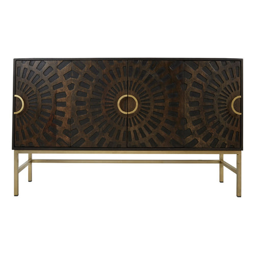 Circular Patterned Sideboard
