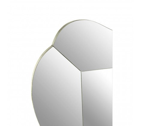 Shaped Venetian Mirror