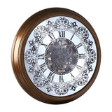 Round Moving Parts Clock