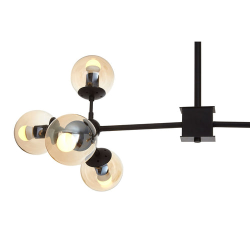 Industrial black Iron Pendant Light