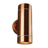 Copper Wall Lamp