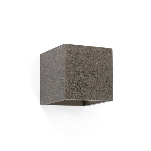 Grey Wall Lamp