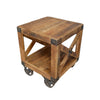 Industrial Bedside / Side Table