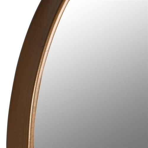 Brushed Gold Tall Skinny Mirror