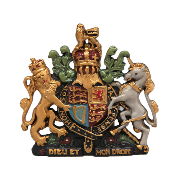 Coat of Arms Wall Plaque/Small
