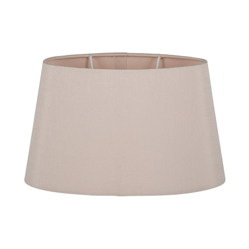 Beige Oval Shade 35 cm