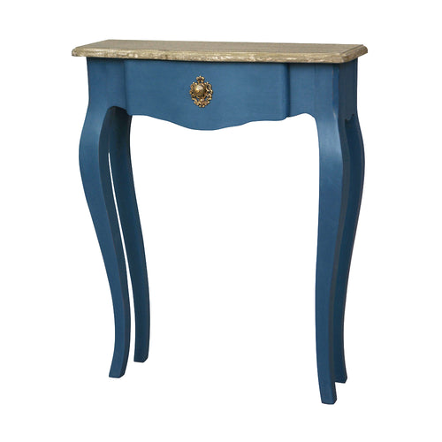 Stiffkey Blue Console/Dressing Table - 60cm