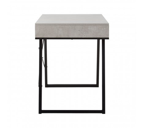 Concrete Veneer Desk