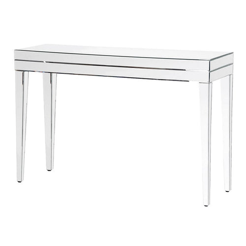 Venetian Tapered Leg Console Table