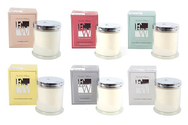 Selection of Scented Candles
