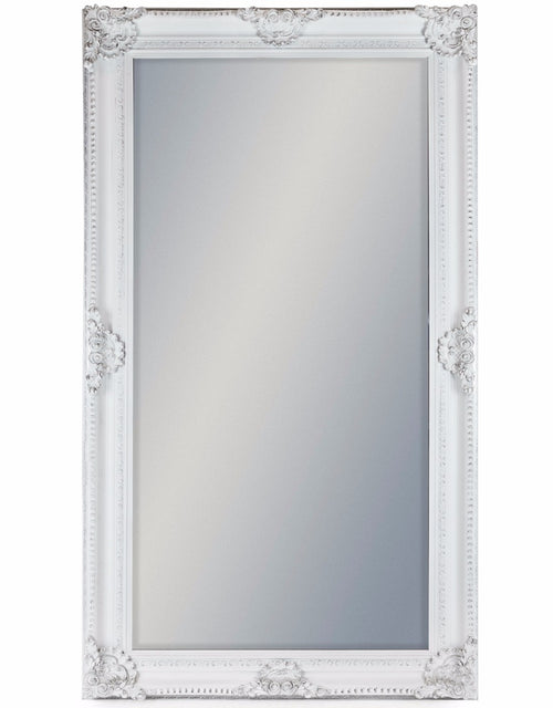 Extra Large Hogarth Mirror - White