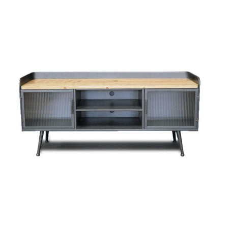 Large Console with Shelves
