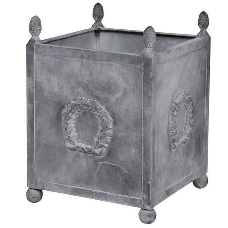 Iron Square Planter