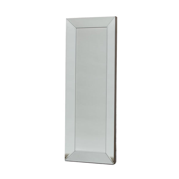 Tall. Slim Venetian Mirror