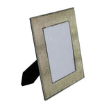 Gold Snake Skin Mirrored Picture Frame 5 x 7