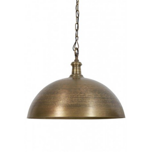 Antique Bronze Hanging Lamp (70cm)