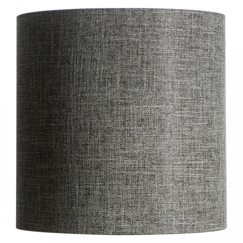 Charcoal Linen Shade 30 cm