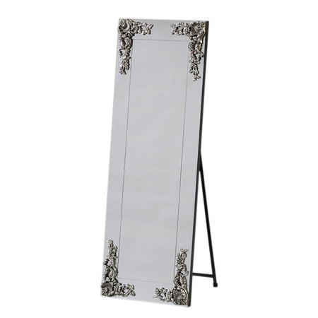 Box Section Skinny Mirror