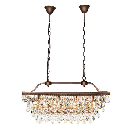 8 Branch French Style Chandelier