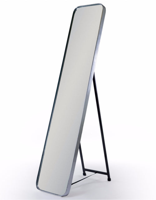 Silver Framed Arden Cheval Dressing Mirror