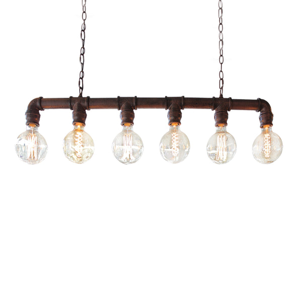 4 Light Ceiling Lantern