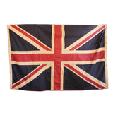 Vintage Union Jack Flag Throw 180 x 240 cm