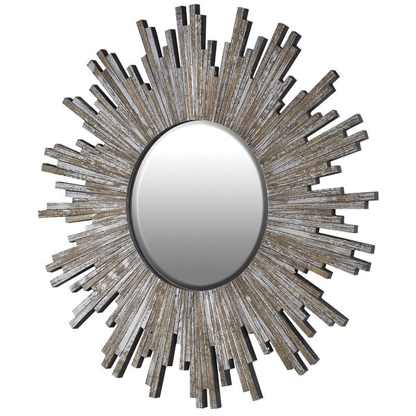 Mosaic Sunburst Mirror
